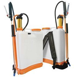 Affordable 4 gallon backpack sprayer
